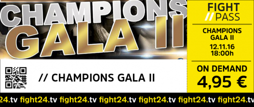 fight24.tv | CHAMPIONS GALA II