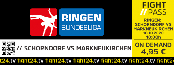 fight24 | ASV SCHORNDORF vs MARKNEUKIRCHEN