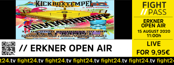 fight24 | ERKNER OPEN AIR 2020
