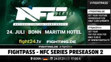 fight24 | NFC SERIES PRESEASON 2