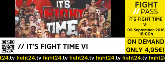 fight24 | It's Fight Time VI