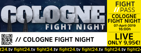 fight24 | COLOGNE FIGHT NIGHT