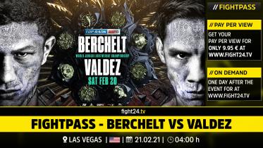 fight24 | BERCHELT VS VALDEZ
