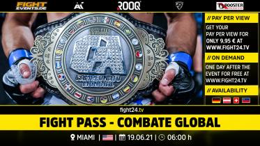 fight24 | COMBATE GLOBAL 19. JUNI