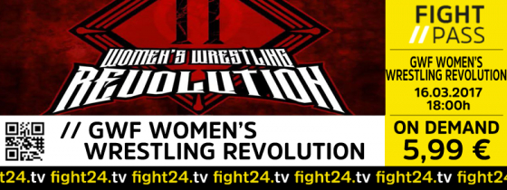 GWF Women's Wrestling Revolution II