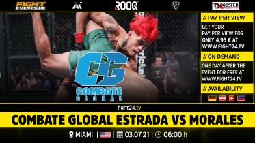 fight24 |COMBATE GLOBAL ESTRADA VS MORALES