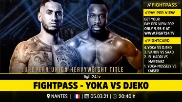 fight24 | YOKA VS DJEKO