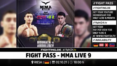 fight24  MMA LIVE 9