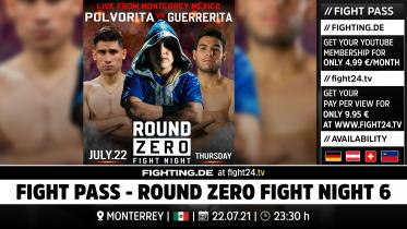 fight24 | ROUND ZERO FIGHT NIGHT 6