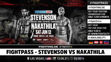 fight24 | STEVENSON VS NAKATHILA
