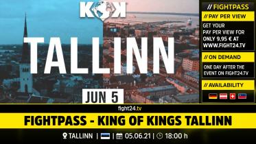 fight24 | KING OF KINGS TALLINN