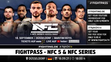 fight24 |NFC 5 & SERIES