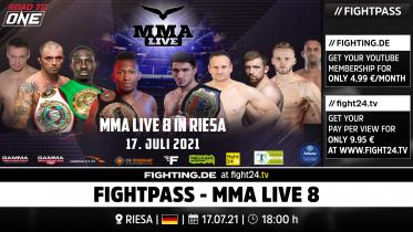 fight24 | MMA LIVE 8