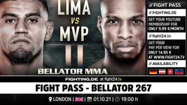 fight24   BELLATOR 267