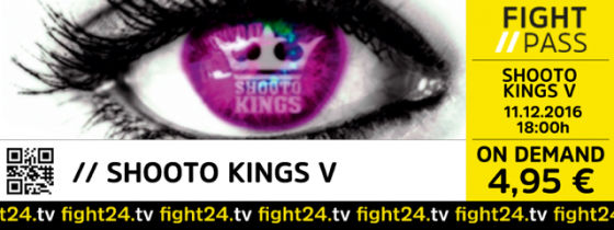 fight24.tv | SHOOTO KINGS V