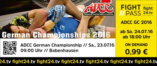 ADCC German Championships 2016