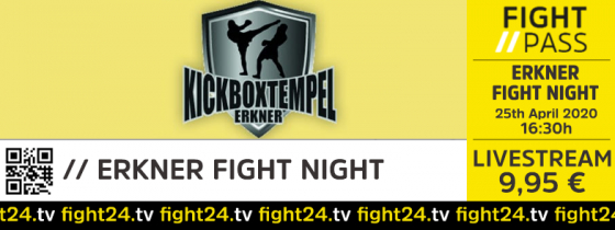 fight24 | ERKNER FIGHT NIGHT 2020