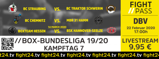 fight24 | BOX-BL Kampftag 7