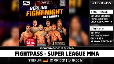 fight24   SUPER LEAGUE MMA 2021