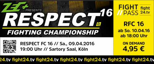 RESPECT FC 16