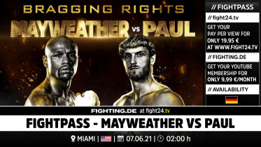 fight24 | MAYWEATHER VS PAUL