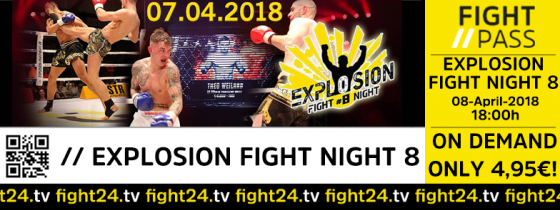 fight24 | EXPLOSION 2018