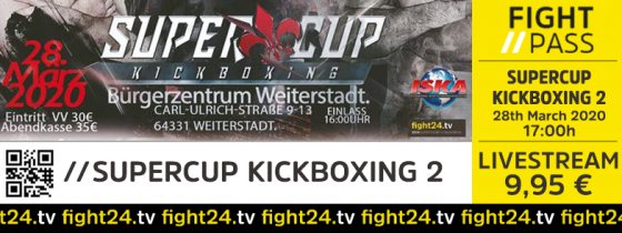 fight 24 | SUPERCUP KICKBOXING 2020