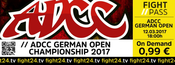 fight24.tv | ADCC GERMAN OPEN 2017