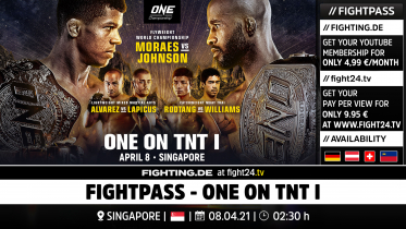 fight24 | ONE ON TNT 1