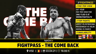 fight24 | THE COME BACK