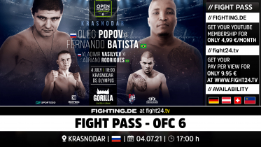 fight24 | OFC 6