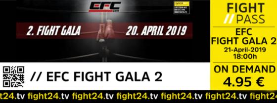 fight24 | EFC Fight Gala 2