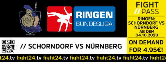 fight24 | Schorndorf vs Nürnberg