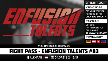 fight24 |ENFUSION TALENTS #83