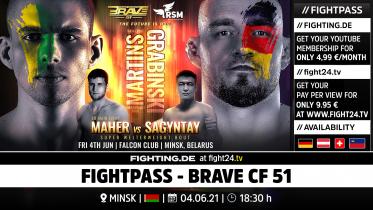 fight24 | BRAVE CF 51