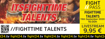 fight 24 | IT'S FIGHT TIME TALENTS