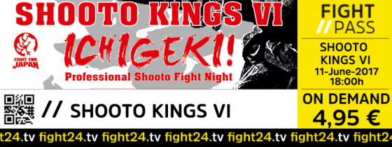 fight24.tv | SHOOTO KINGS VI