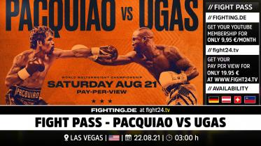 fight24 | PACQUIAO VS UGAS