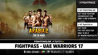 fight24 | UAE WARRIORS 17
