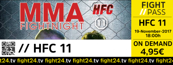 FIGHT24.TV // HFC 11