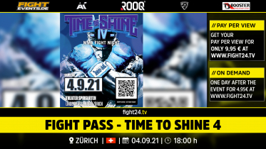 fight24 | TIME TO SHINE