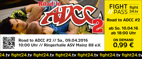 ROAD TO ADCC 2