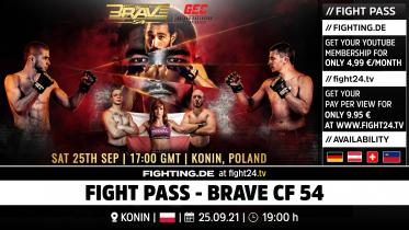 fight24 | BRAVE CF 54