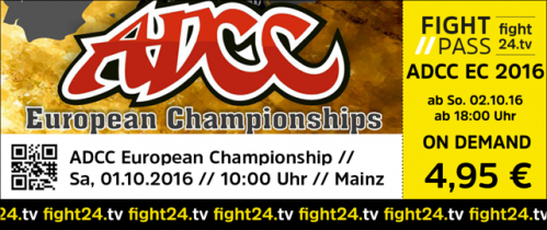 ADCC EC 2016 | fight24.tv