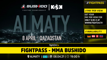 fight24 | BUSHIDO MMA