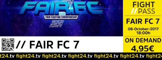 fight24.tv // FAIR FC 7
