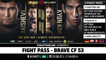 fight24 | BRAVE CF 53