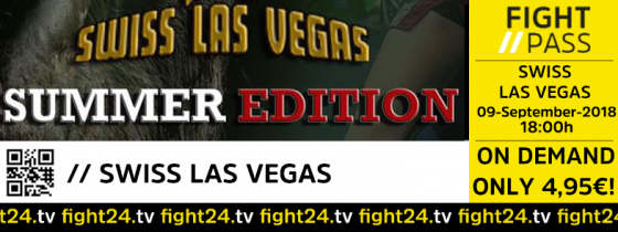 fight24 | SWISS LAS VEGAS