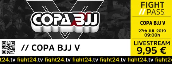 fight24 | Livestream COPA BJJ V