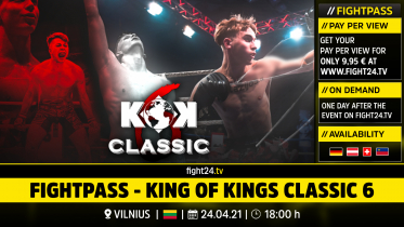 fight24 | KING OF KINGS CLASSIC 6